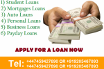 URGENT LOAN OFFER AT 3% INTEREST RATE Broker Profile