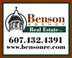 Benson Agency Real Estate, LLC. Broker Profile
