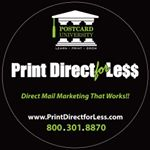 Print Direct for Less Broker Profile