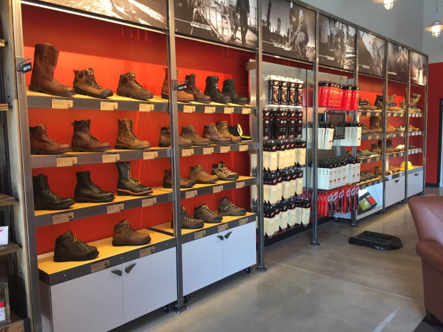 Retail Footwear/Dealership Store