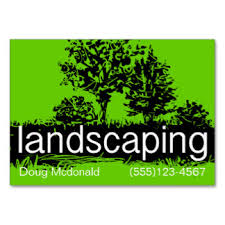 Landscaping Company with Growth