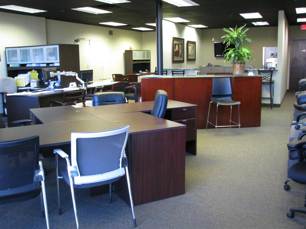 Top Producing Office Furniture Showroom