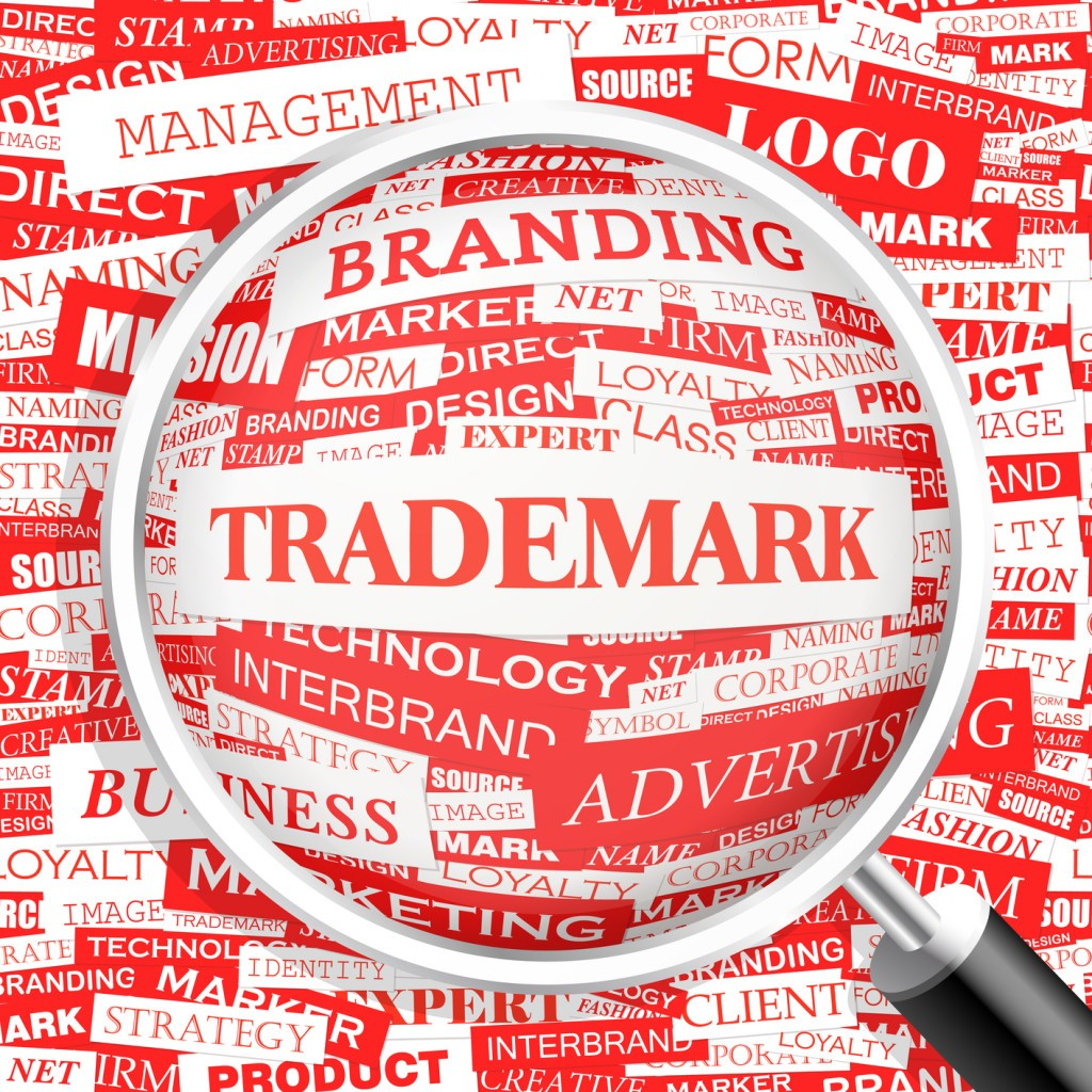 Intellectual Property - trademarked tag