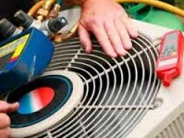 HVAC Heating & Air Conditioning w/ RE