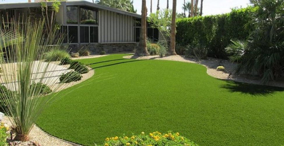 Artificial Grass with IP