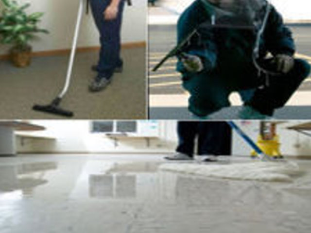 Well-Est. Profitable Comm. Cleaning Co.