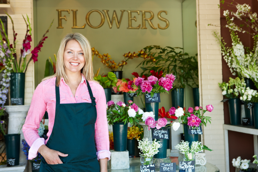 Well Known Florist for Sale