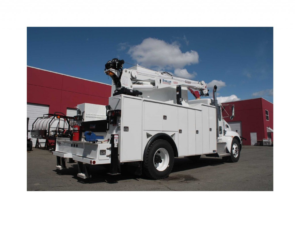 Hydraulic Service for Truck Cranes