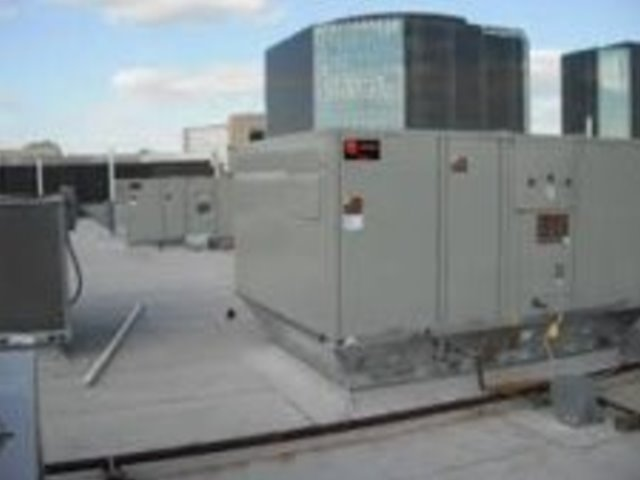 HVAC Contractor w/ Commercial Svc. Accts