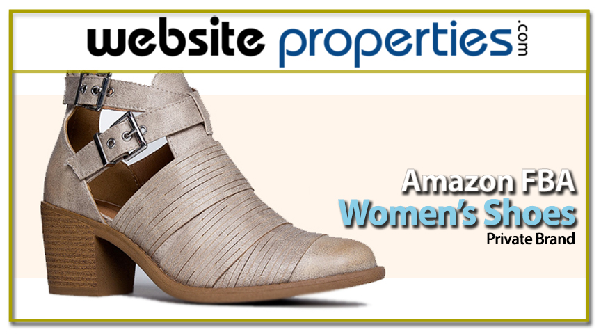Women's Shoe Trademarked Brand Amazon