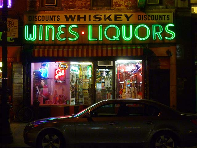 Long Standing Liquor and Wine Store