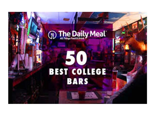 Very Unique College Bar and Dance Club.