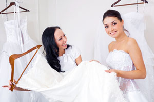 Reduced Price! Bridal Salon For Sale!