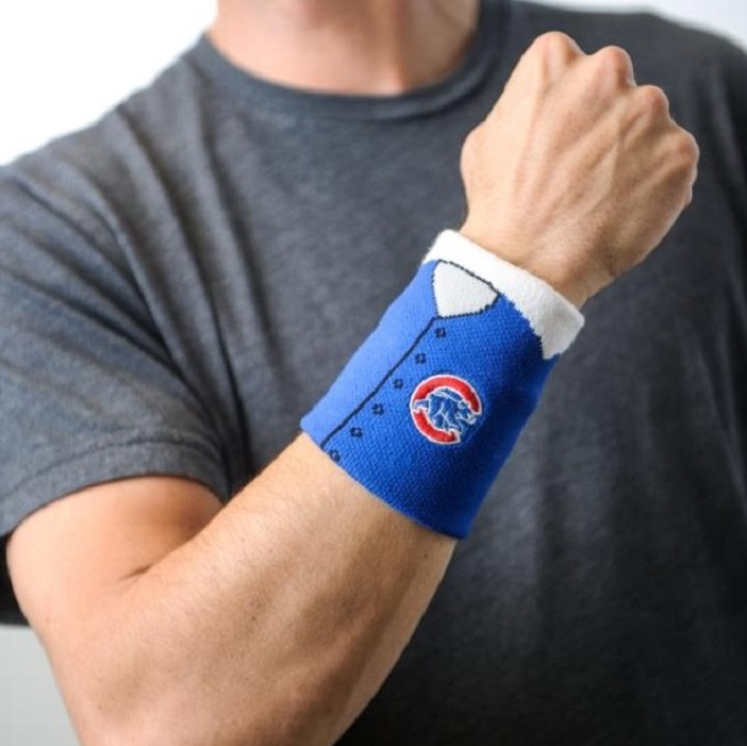Patent for Sports Wristbands