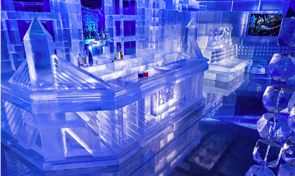 Ice Bar in South Florida