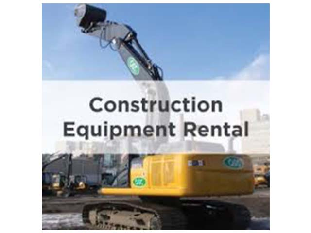 Construction Equipment Sales and Rental