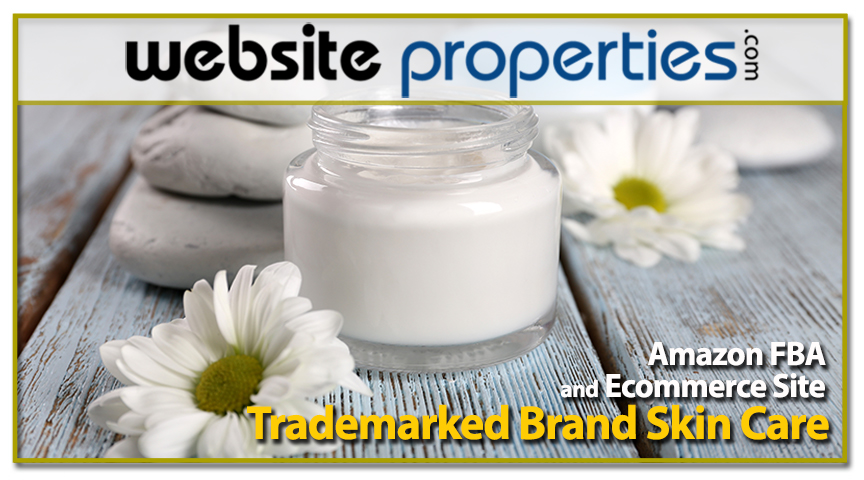 Trademarked Brand Skin Care Products