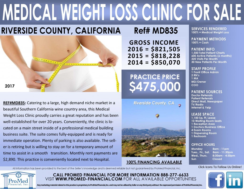 Riverside Medical Weight Loss Practice