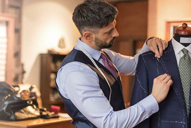 High Income Area Tailor