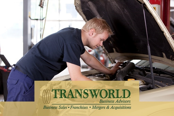 Established Auto Repair Franchise
