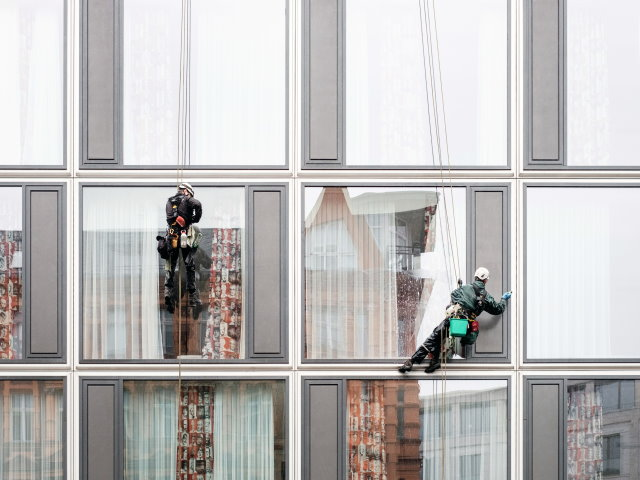 Premier Commercial Window Cleaning Co.