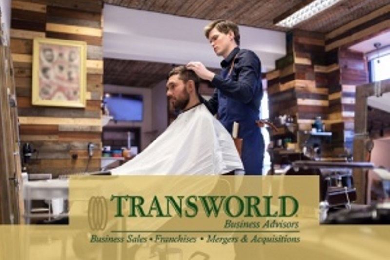 Profitable Barber Shop with RE