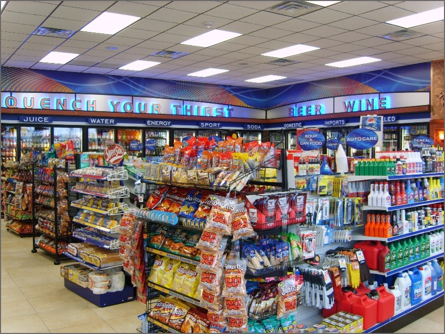 West Michigan Convenience Store