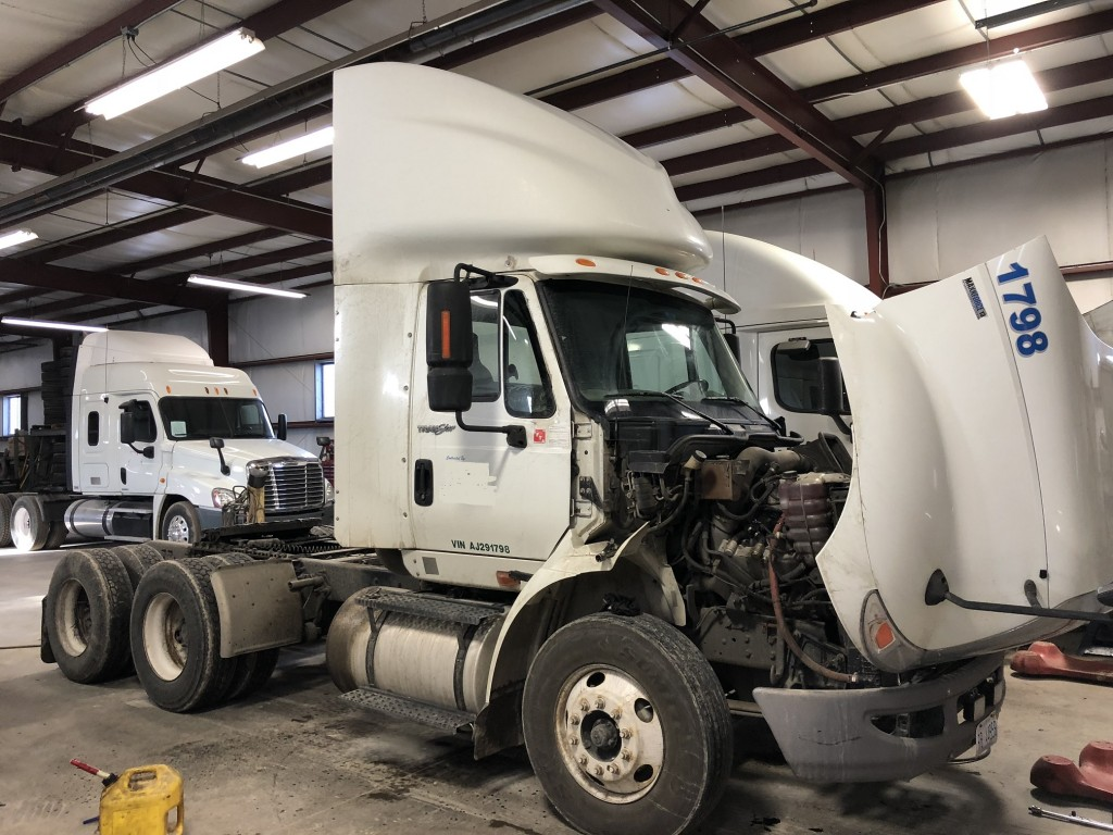Trucking and Truck Repair business