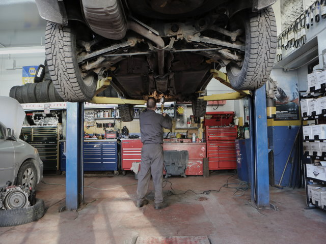 Mechanical Auto Repair