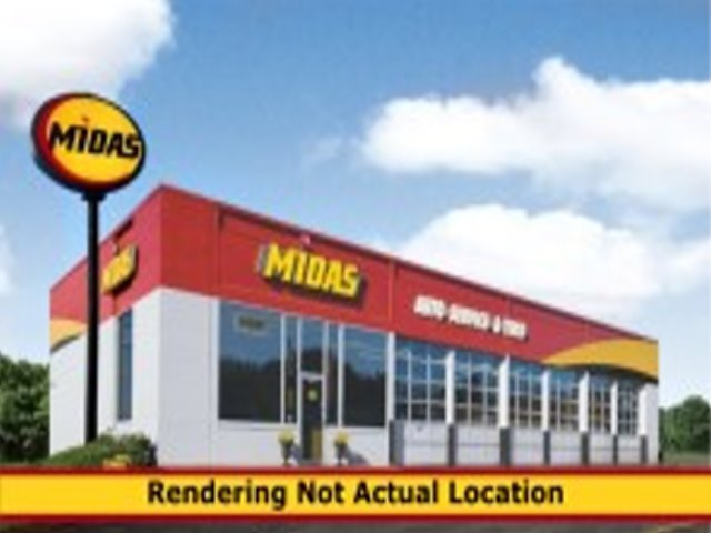 Midas Franchise - Greensboro NC