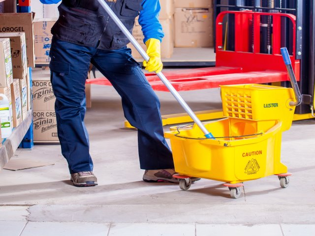 Janitorial Company