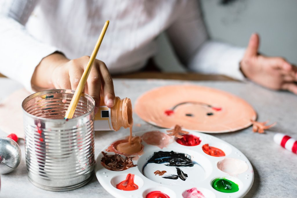 Preschool with huge Real Estate