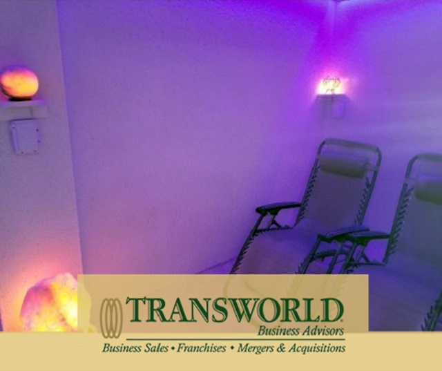 Specialty Salt Room and Oxygen Bar