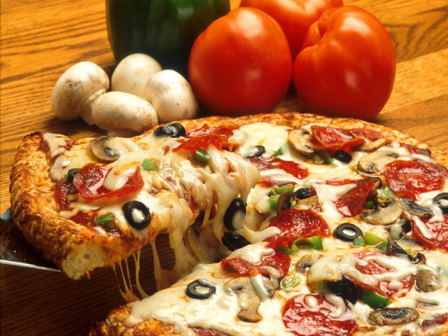Two Franchise Pizza Restaurants For Sale