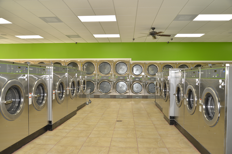 Coin Laundromat Wash Dry Fold Business For Sale In Utah