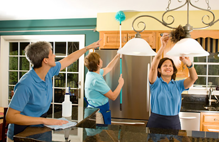 Residential & Commercial Cleaning Co.