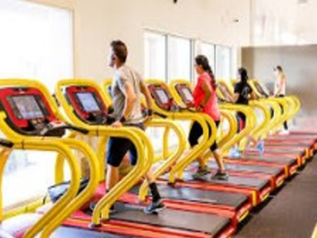 Franchised Fitness Center-Great Location