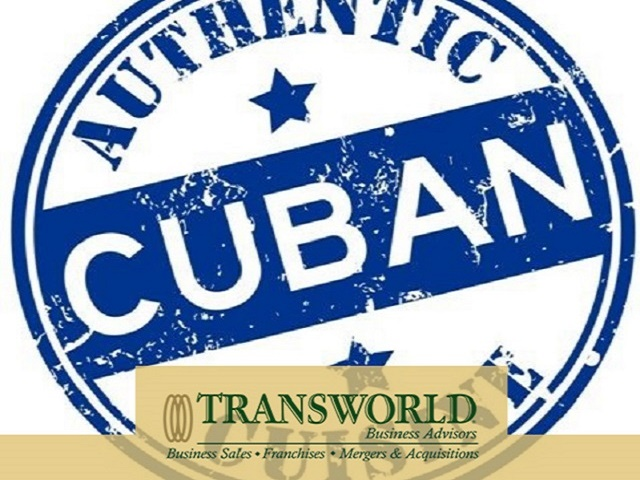 Popular Latin/Cuban restaurant & cafe
