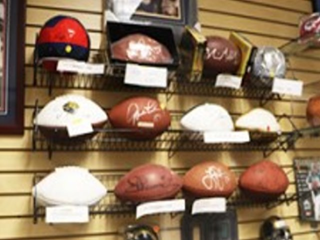 Sports Collectibles Retailer