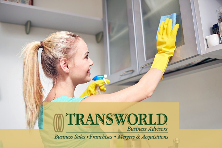 Fast Growing Cleaning Services Company