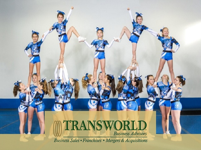 Cheerleading and Dance training facility