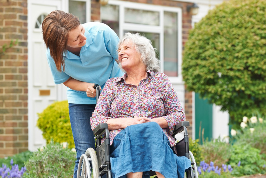 Top Rated Home Care Franchise in Cerrito