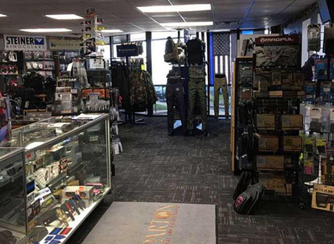 Tactical & Police Supply Store