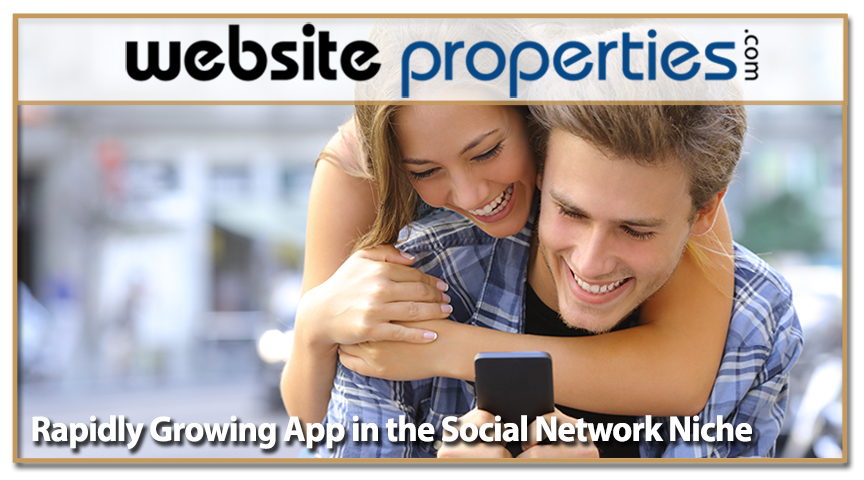 Rapidly Growing App in Social Networking