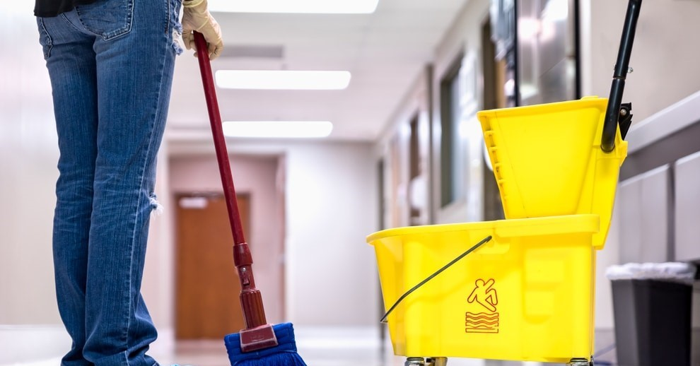 B2B Commercial Cleaning Company