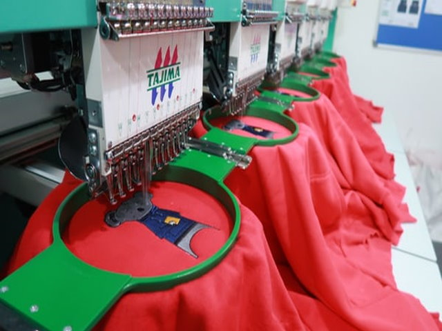 Established Commercial Embroidery