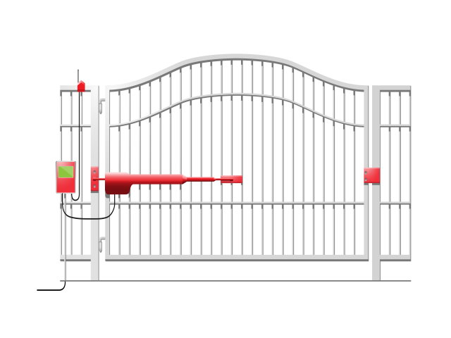 Electric Gate & Fence Repair & Service