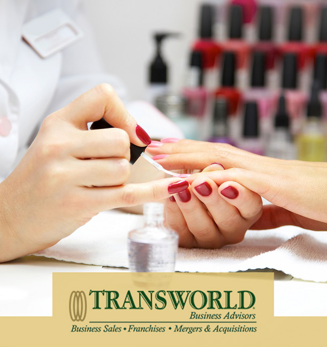 Beautiful Nail Salons for sale