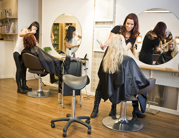 Well-Known & Highly Rated Hair Salon