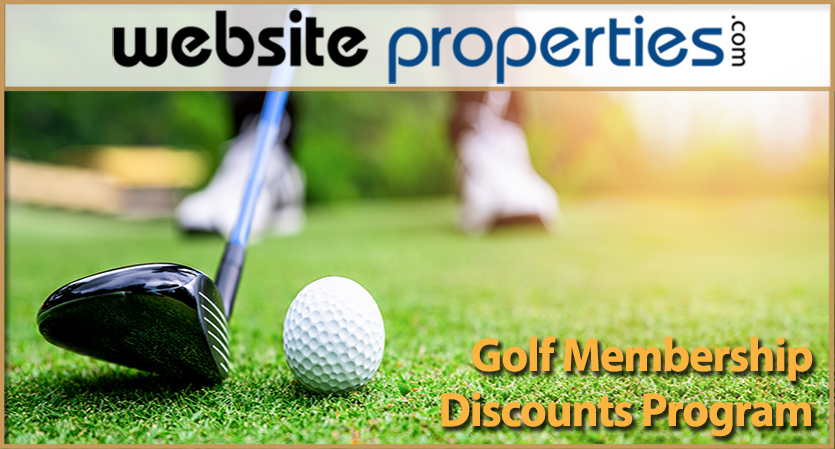 Golf Membership Discounts Program Online